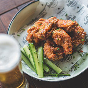 Taproom Saltriver Wings Wednesdays